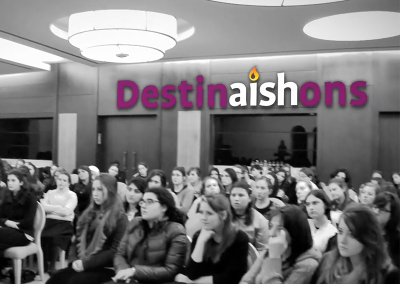 DestinAISHons Kiruv and Leadership Seminar