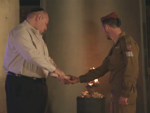 Takes Yom HaZikaron – The Lone Soldier Center