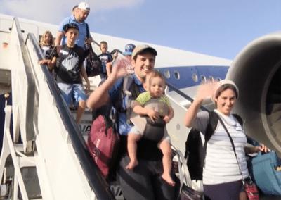 Nefesh b'Nefesh Charter Flights